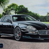 Maserati Gransport MC Victory black.